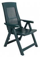 Trabella Palermo Recliner Chair Green