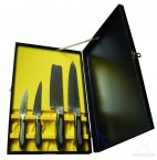 Tojiro Senkou 4 Piece Knife Presentation Set