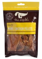 The Dog Deli Tasty Prime Chicken Fillets 100g
