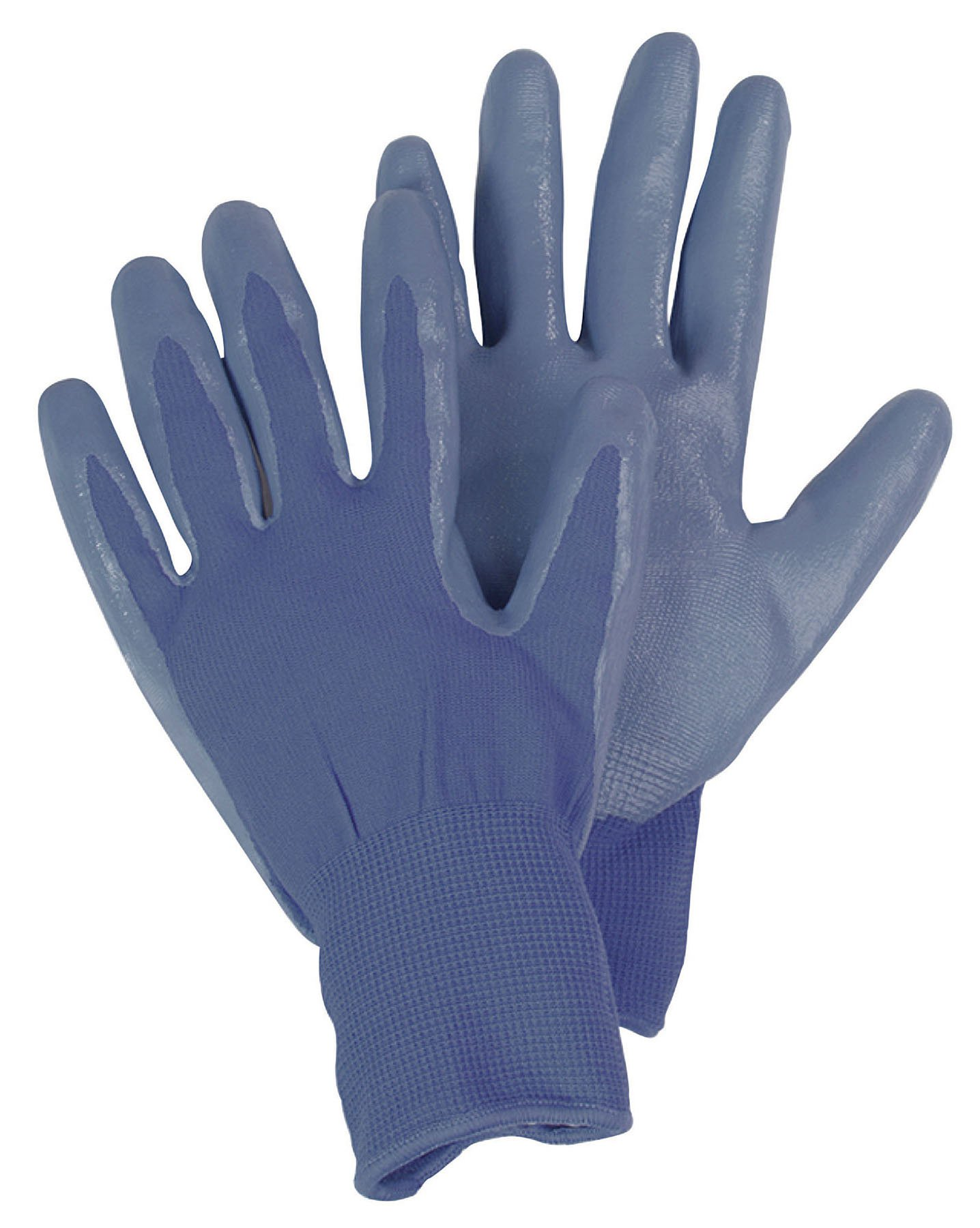Briers Seed Weed Gardening Gloves Blue at Barnitts