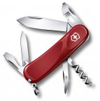 Victorinox Sportsman Swiss Army Knife Multi Tool Red