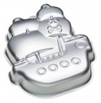 Sweetly Does It Ship Shaped Cake Pan 29cm x 25.5cm x 5.5cm