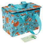 Rex Rusty The Fox Design Lunch Bag