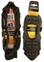 Blackspur Overshoe Snow and Ice Grips - Medium