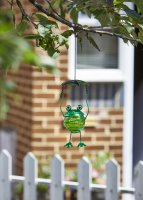 Smart Garden Hangers On Bouncy Frog