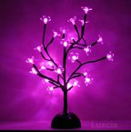 Snowtime Battery Operated Cherry Blossom Tree 40cm - Pink