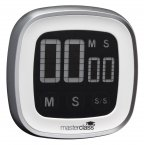 Master Class Digital Touch Screen Timer Up to 100 Minute