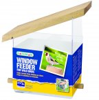 Gardman Window Feeder 17cm