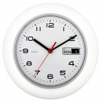 Acctim Quarz Wall Clock with Day and Date 25cm