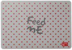Little Petface Feeding Mat Feed Me Stars