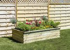 Zest4Leisure Sleeper Raised Bed - Large 180x90x45cm