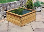 Zest4Leisure Aquatic Planter 0.90 x 0.90 x 0.45m