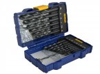 Irwin 15 Piece HSS Professional Drill Bit Set