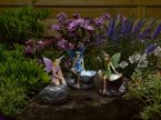 Smart Garden Solar Fairies Figurines - Assorted