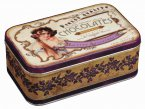 Elite Gift Boxes Nostalgia Medium Deep Rectangle Storage Tin
