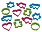 Let's Make Cookie Cutter 12 Piece Set