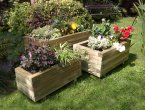 Zest4Leisure Gresford Set of 3 Planters