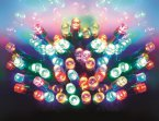 Premier Decorations Timelights™ Battery Operated Multi-Action 400 LED - Multicoloured