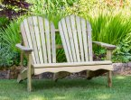Zest4Leisure Lily Relax 2 Seater Bench