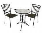 Summer Terrace Verde Bistro Set - Modena