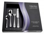 Arthur Price Royal Pearl 24 Piece Stainless Steel Cutlery Set