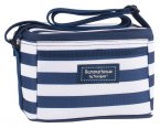 Navigate Coast Personal Cool Bag Navy / White