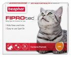 Beaphar FIPROtec Spot On Cat 3 Treatments