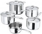 Stellar 7000 5 Piece Pan Set with Stockpot