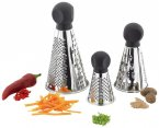 Judge Kitchen Conical Graters - 3 Sizes > 8cm