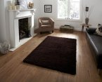 Think Rugs Vista 2236 Brown - Various Sizes