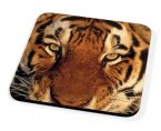 Kico Animal Coaster - Tiger Face