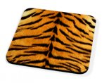 Kico Animal Skin Coaster - Tiger