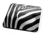 Kico Animal Skin Coaster - Zebra