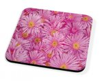 Kico Flower Coaster - Pink Flowers