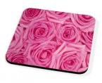 Kico Flower Coaster - Pink Roses