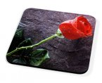 Kico Flower Coaster - Red Rose