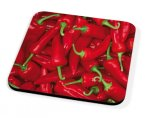 Kico Food & Drink Coaster - Chillies