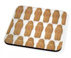 Kico Food & Drink Coaster - Gingerbread