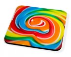 Kico Food & Drink Coaster - Lollipop