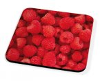 Kico Food & Drink Coaster - Raspberries