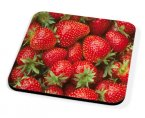 Kico Food & Drink Coaster - Strawberries