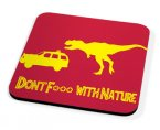 Kico Humorous Coaster - F*ck Nature