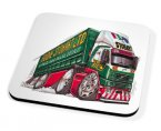 Kico Automotive Coaster - Eddie Stobart