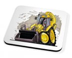 Kico Automotive Coaster - JCB