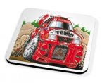 Kico Automotive Coaster - Mitsubishi Rally