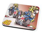 Kico Automotive Coaster - Valentino Rossi