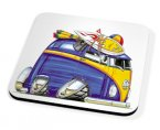 Kico Automotive Coaster - VW Beach Van
