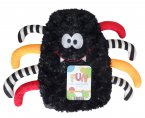 Country Club Novelty Fun Hot Water Bottle with Spider Design Cover