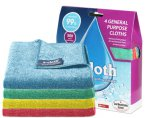 E-Cloth General Purpose Cloths Pack of 4