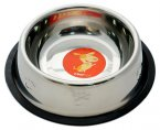 Petface Stainless Steel Bowl Non Tip Small